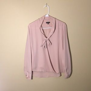 Vince Camuto Pink Top